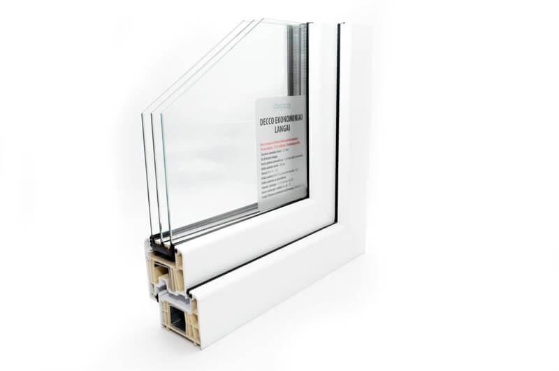 Balkonu stiklinimas siauliuose