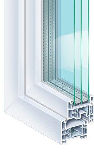 Plastikiniai langai Šiauliuose