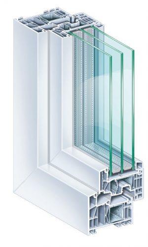Plastikiniai langai Šiauliai